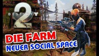 Destiny 2 - Die Farm / Tyra Karn / Redjacks