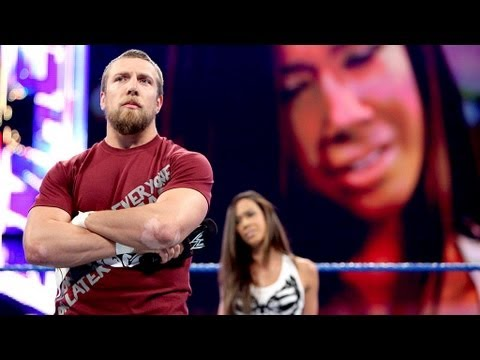 Is daniel bryan dating aj in real life