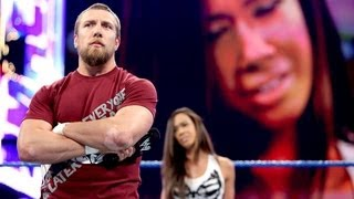 SmackDown: Daniel Bryan breaks up with AJ