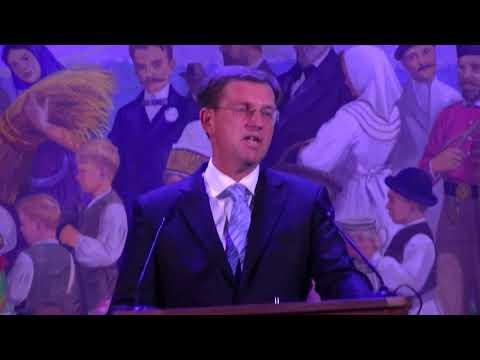 Slovenian Prime Minister Dr. Miro Cerar in Cleveland