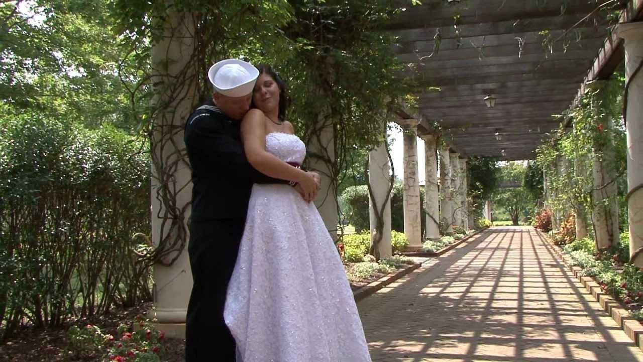 Daniel Stowe Botanical Garden Wedding Youtube