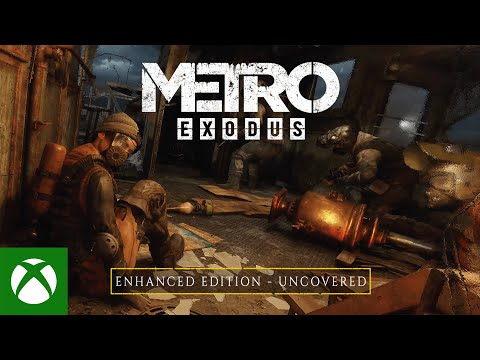 Геймплей версии Metro Exodus для Xbox Series X | S, сравнение с оригиналом