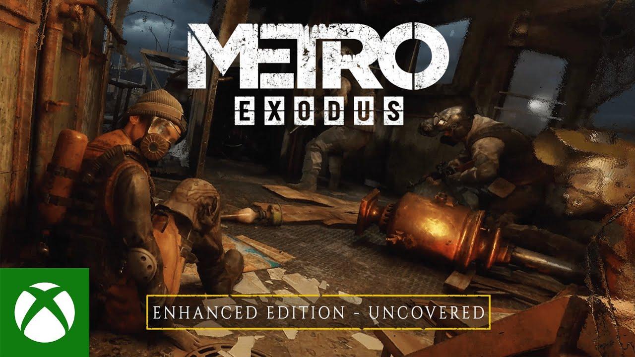 Metro Exodus - Uncovered Xbox Series X|S