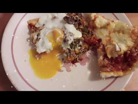 recette-pizza-viande-hachée-oeuf-coulant