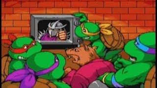 TMNT 3: Mutant Nightmare | 100% Walkthrough | Turtles in Time! (Part 17)