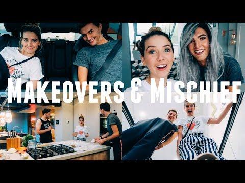 MAKEOVERS & MISCHIEF