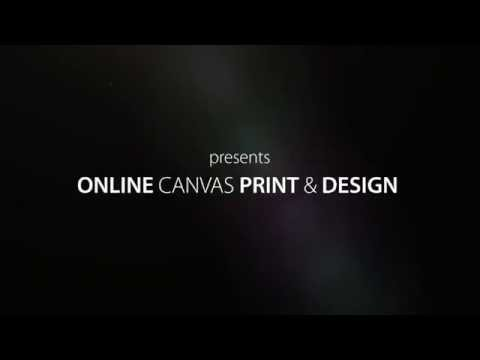 The Print Post - Canvas Print with Online Design tool