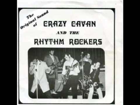 Crazy Cavan and the Rhythm Rockers-Wildest Cat in town