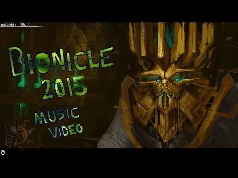 Bionicle 2015 (Music Video) Runnin' - Adam Lambert