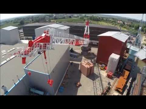 TTS NMF - Offshore Crane SWL 85t