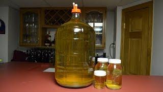 Making White Wine from Juice: 2016 Pinot Grigio