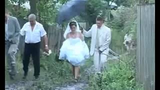 Вот это свадьба  бедные