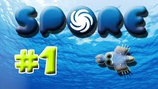 Spore #1 | Khởi Đầu Của Một Thiên Tài :)