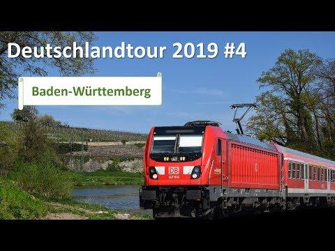 Br111 Fan: Deutschlandtour