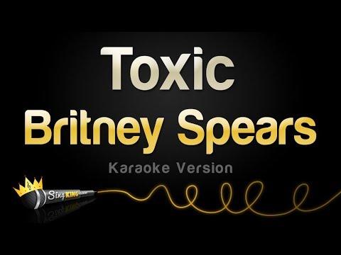 Britney Spears - Toxic Karaoke