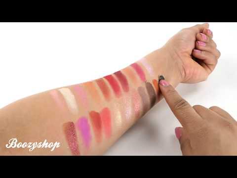 019283a8d761 Rude Cosmetics Blackjack Eyeshadow Palette Mean Girl - YouTube