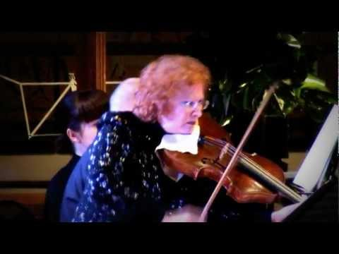 Schumann Marchenbilder (Fairy Tales) 1st & 2nd Mvt - Rivka Golani, Michael Hampton.