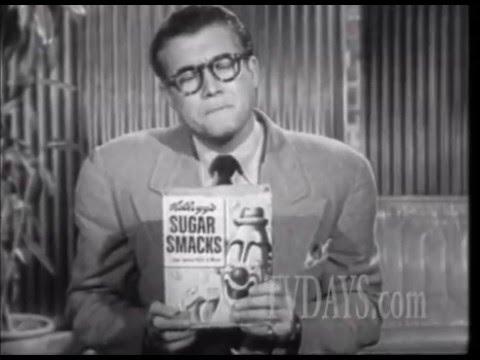 SUPERMAN GEORGE REEVES JOHN HAMILTON JACK LARSON KELLOGGS 1954