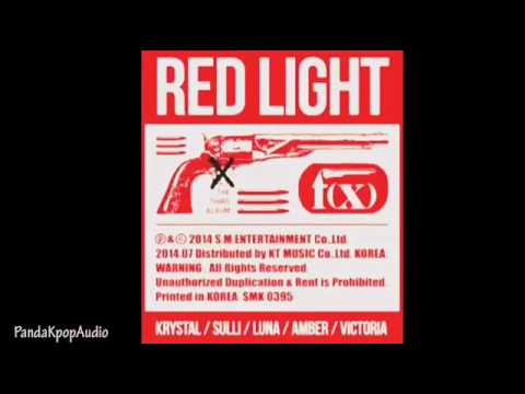 f(x) - Red Light ( Official Audio )