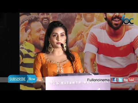 Actress Mahima Nambiar Tamil Speech At Ayngaran Movie Audio Launch | FullOnCinema