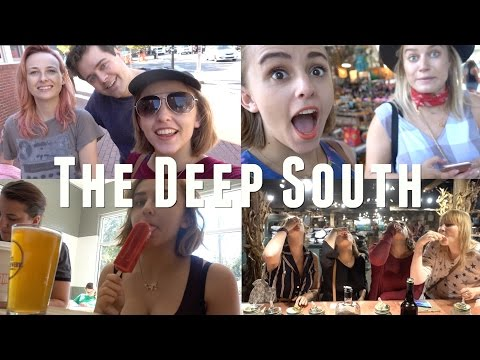The Deep South | Trek America | Hannah Witton