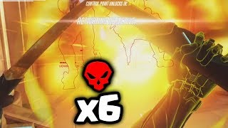 Video How To Win The Genji 1v6 EVERY Time - Overwatch Epic Moments #4 download MP3, 3GP, MP4, WEBM, AVI, FLV Mei 2018