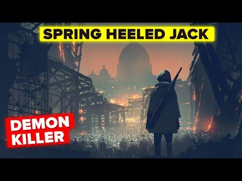 Legend Of Spring Heeled Jack - The Demon Killer