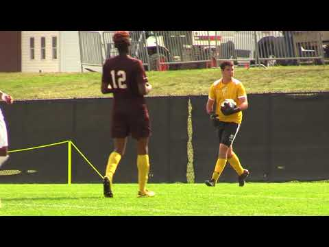 RMU vs St. Bonaventure - Men's Soccer Highlights