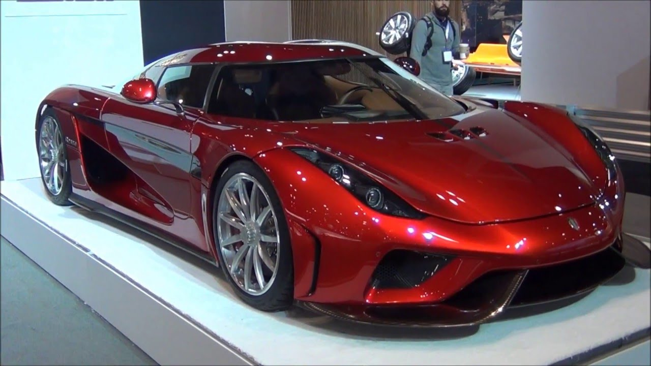 insane koenigsegg regera at new york inernational auto show 2016 youtube. Black Bedroom Furniture Sets. Home Design Ideas