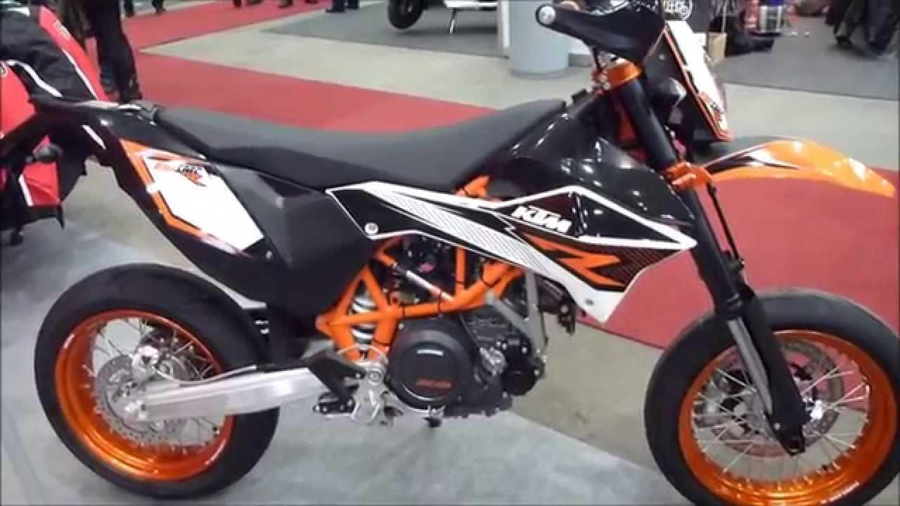 2013 ktm 690 smc r supermoto 690 cm3 70 hp 180 km/h 112 mph * see