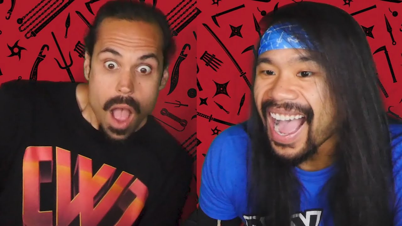 Download Justin the Cloaker & Melvin PZ9 React to Spy Ninjas Greatest Battle Royale Fight Scenes