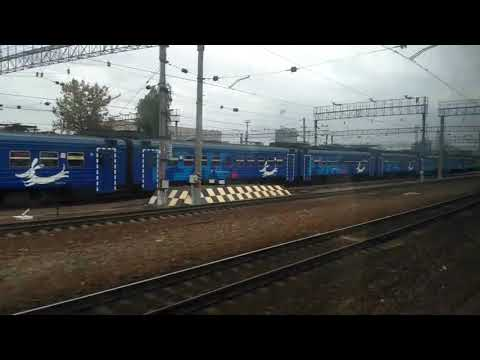 Подъезд к Павелецкому Вокзалу (Москва-Павелецкая-Пассажирская)