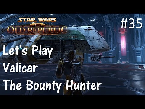 Let's Play SWTOR: Bounty Hunter Part 35 [Interlude - Mandalorian Raiders]