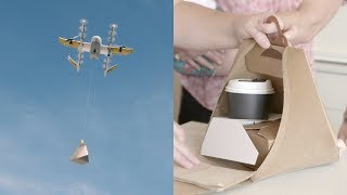 Google Drones Can Already Deliver You Coffee In Australia