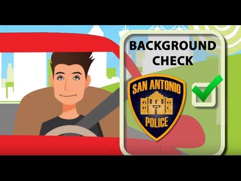 Safer Ridesharing in San Antonio