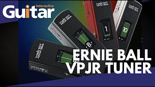 Ernie Ball VPJR Combined Volume & Tuner Pedal | Review