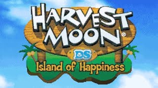 Stream - Harvest Moon DS: Island of Happiness [Quick Look]