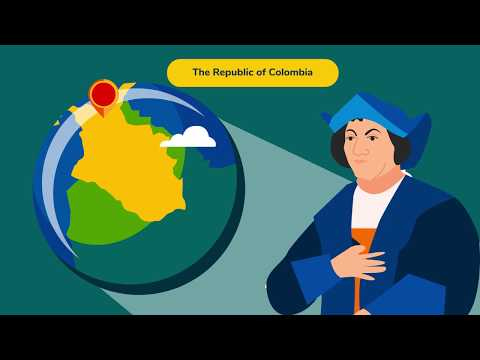 Colombia History in 5 Minutes - Animation