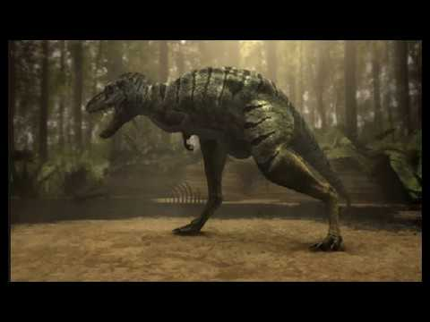 nanotyrannus Sound Effects Jurassic fight club / luta jurássica