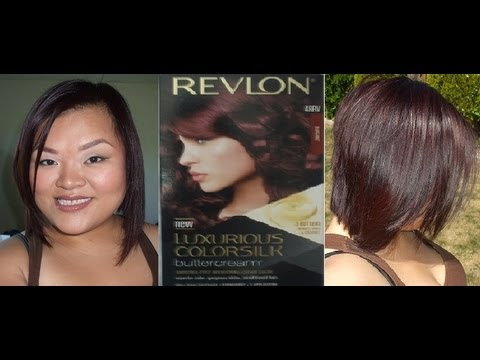 review revlon colorsilk buttercreme youtube