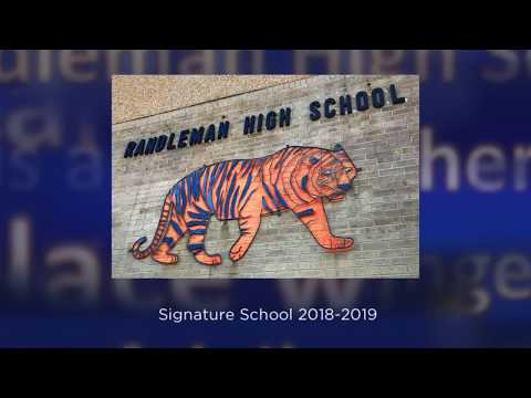 Randleman High School - Signature School 2018-2019