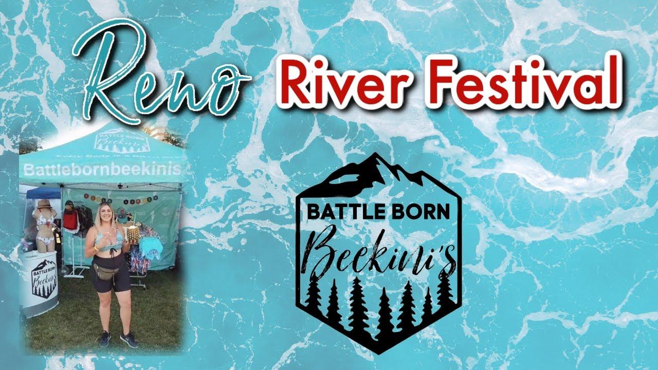 Reno River Festival 2021   Vendor Booth