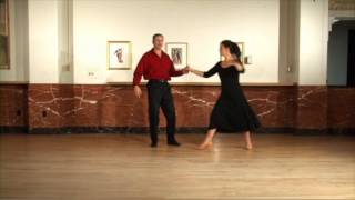 American Tango - Shadow Rocks - Virtual Ballroom Lessons
