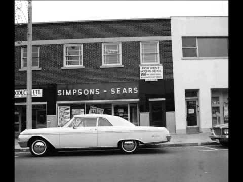DownTown Niagara Falls 60s 70s