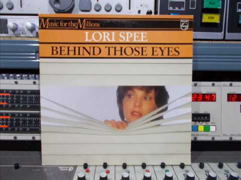 Lori Spee  Behind Those Eyes FULL Remasterd By B v d M 2017