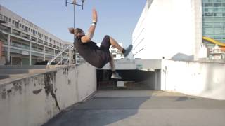 Best of Parkour and Freerunning January 2018