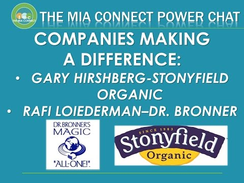 Companies Making A Difference - The Mia Connect Power Chat