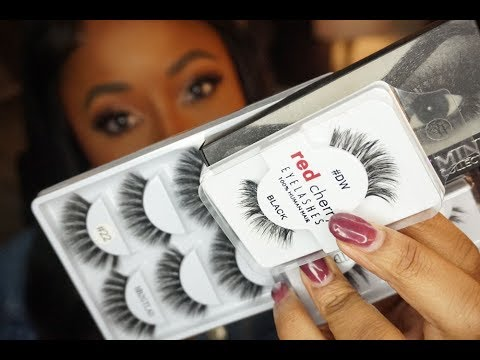 My Favorite Eyelashes For Dramatic & Everyday Wear