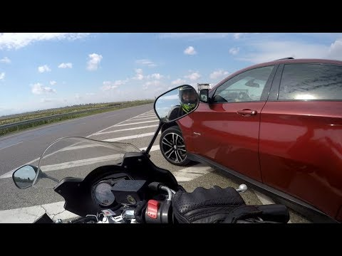 Мое мото ДТП... Мотоцикл в хлам...(