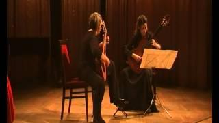 Piazzola Tango Suite Andante, Allegro deciso